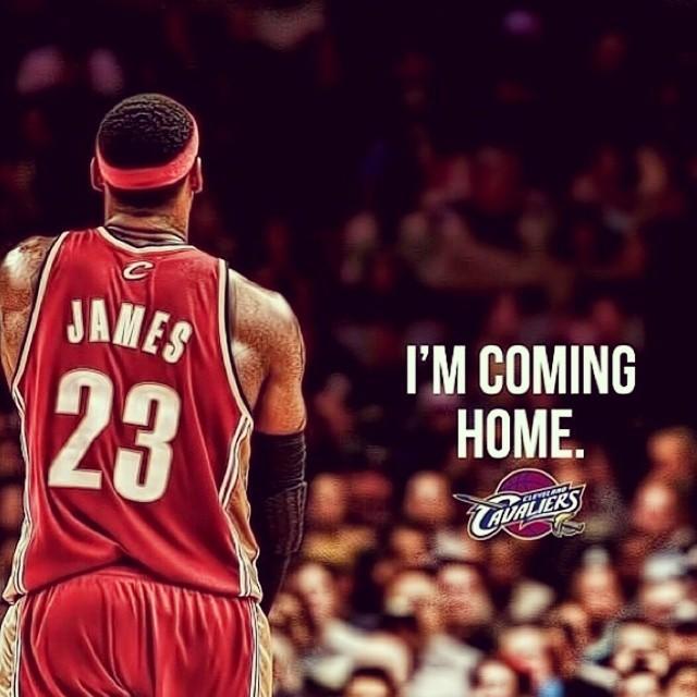 LeBron James LBJ Basketball Star Wall Poster 17x13/'/' L13