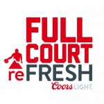 Coors Light Full Court reFRESH