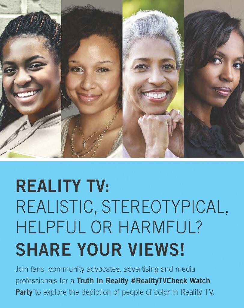 Reality TV Check